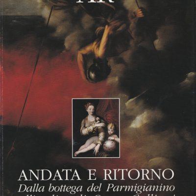 ANDATA-E-RITORNO-testi-di-Giorgio-Soavi-Italo-Tomassoni-Gianruggero-manzoni-Omar-Galliani-CASTELLO-MARCHI-PALAZZO-CIVICO-MONTECHIARUGOLO-PR-2003-ED.-BERTANI-CAVRIAGO-RE